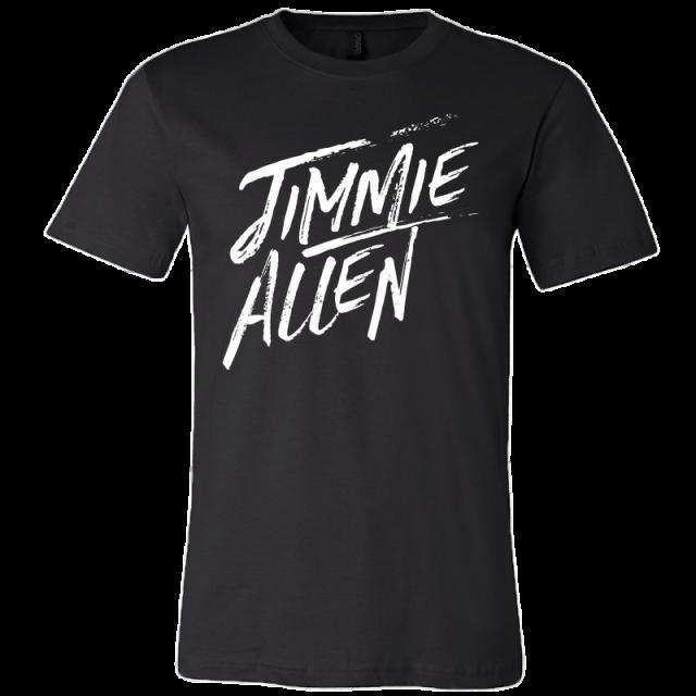 Jimmie Allen logo tee