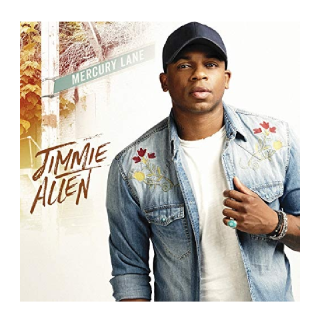Jimmie Allen CD Mercury Lane